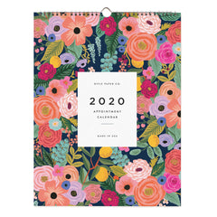 Rifle Paper Co. 2020 Garden Blooms Calendar