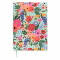 Rifle Paper Co Garden Party Fabric Journal