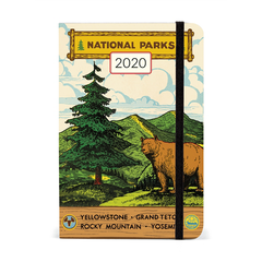 Cavallini & Co. National Parks 2020 Diary