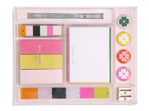 Kate Spade New York Tackle Box - Actually I Can