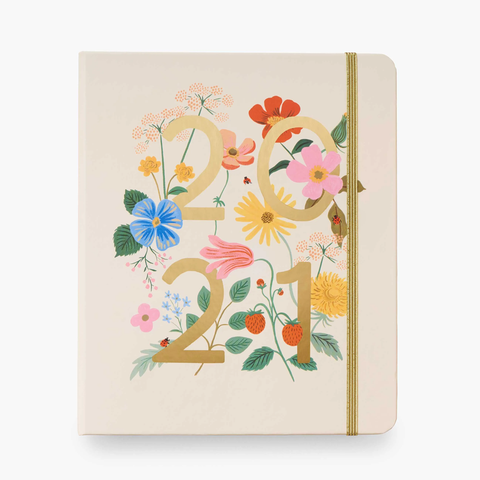 Rifle Paper Co Wild Garden Planner