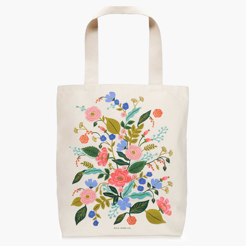 Rifle Paper Co Tote Bag