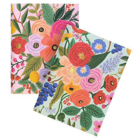 Rifle Paper Co Garden Party Pocket Notebooks
