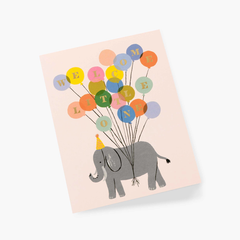 Rifle Paper Co. New Baby Card