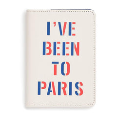 Ban.do The Getaway Passport Holder - I've Been To Paris