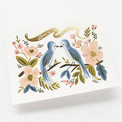 Rifle Paper Co. Love Is In The Air Card