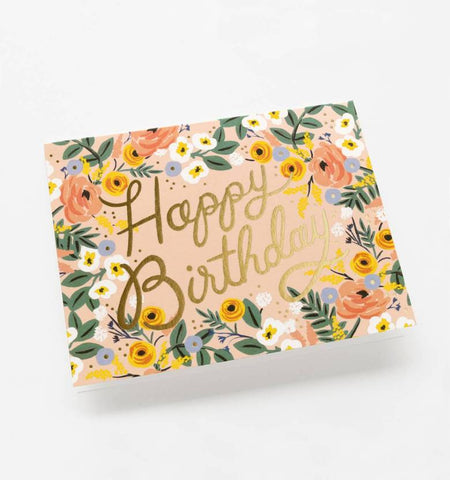 Rifle Paper Co. Rose Card