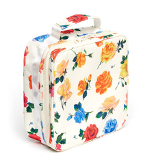 Ban.do What's For Lunch? Square Lunch Bag, Coming Up Roses