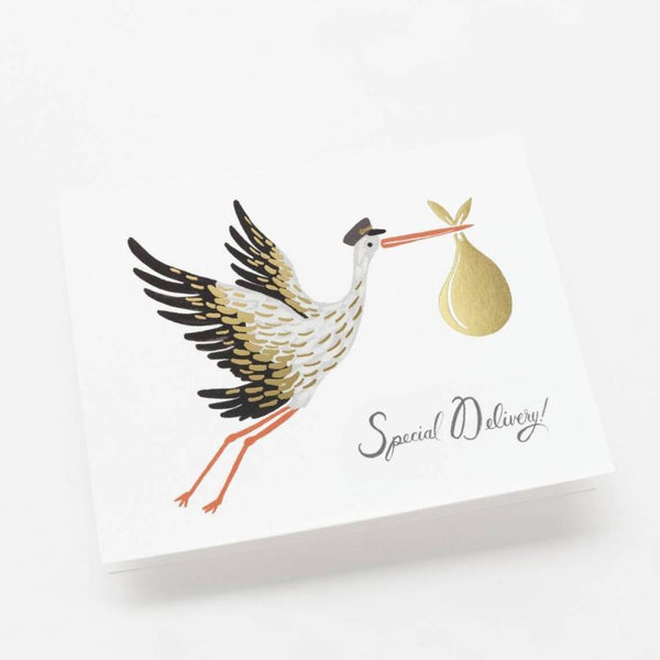Rifle Paper Co. Special Delivery Card