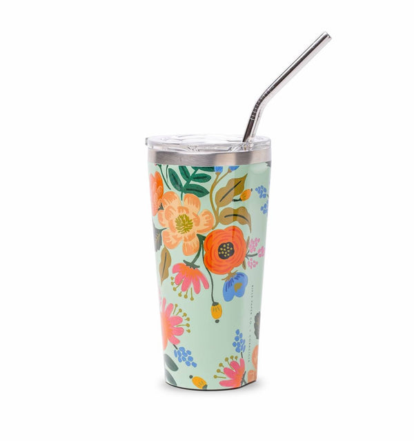 Rifle Paper Co. x Corkcicle Tumbler Straws