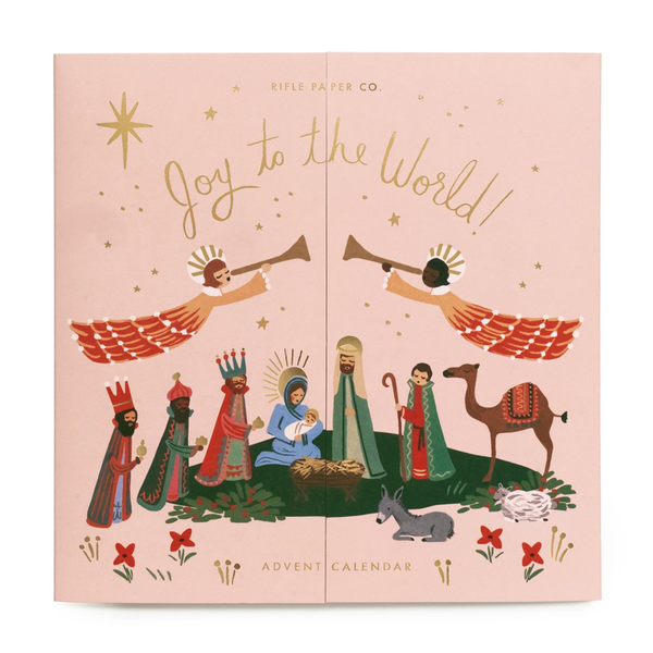 Rifle Paper Co. Nativity Advent Calendar
