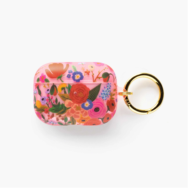 Rifle Paper Co. AirPods Pro - Clear Garden Party Blush (AIRPODS PRO)