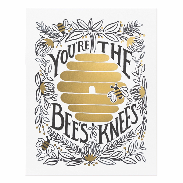 Rifle Paper Co. You're The Bee's Knees Art Print