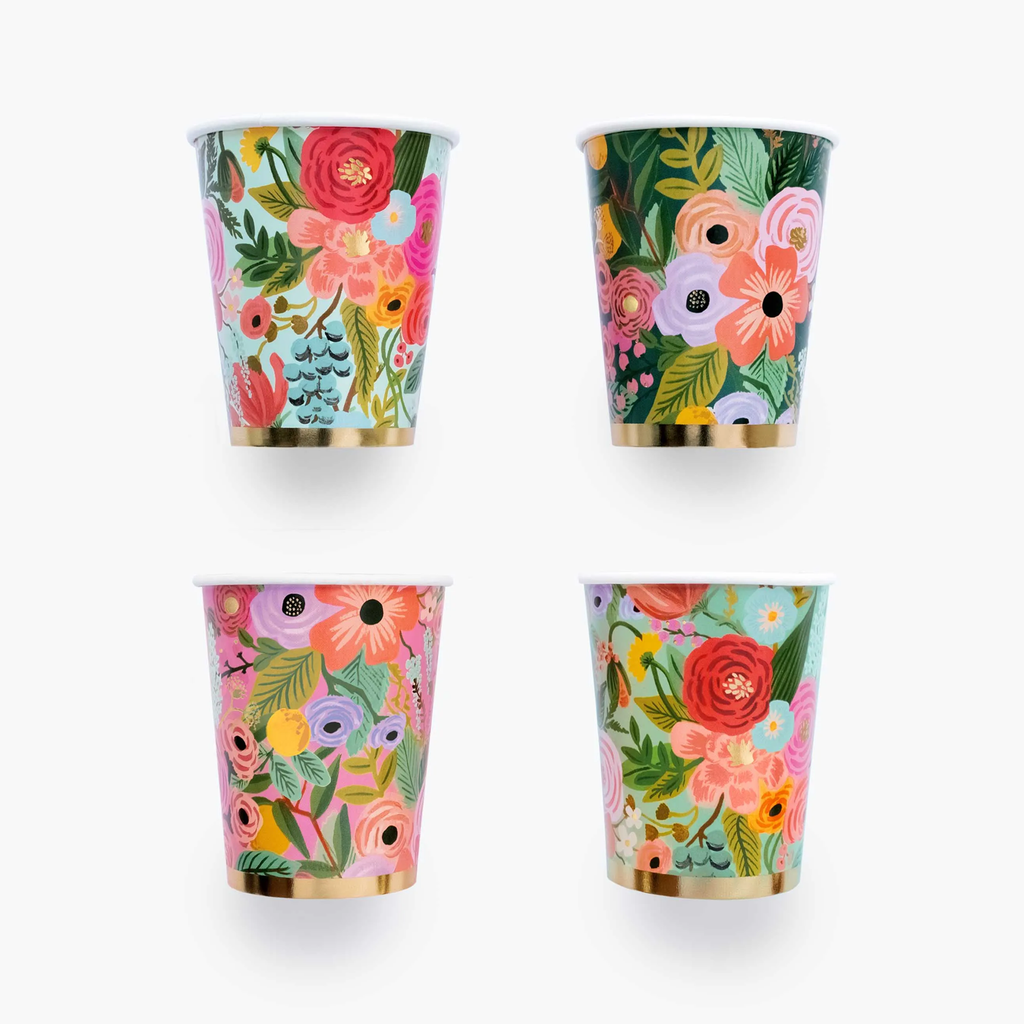 Rifle Paper Co. Paper Cups - Garden Party