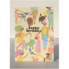 Noi Publishing Dog Walking Birthday Card
