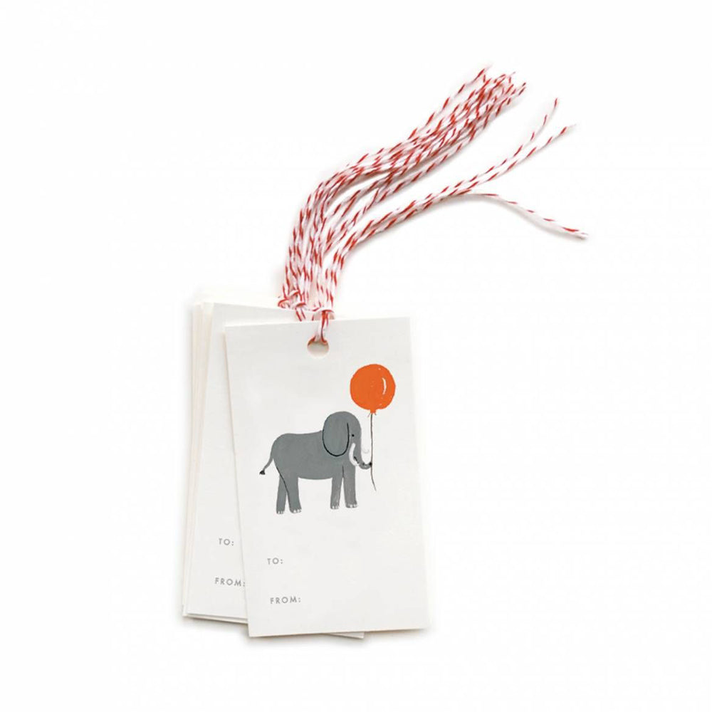 Rifle Paper Co. Elephant Gift Tags