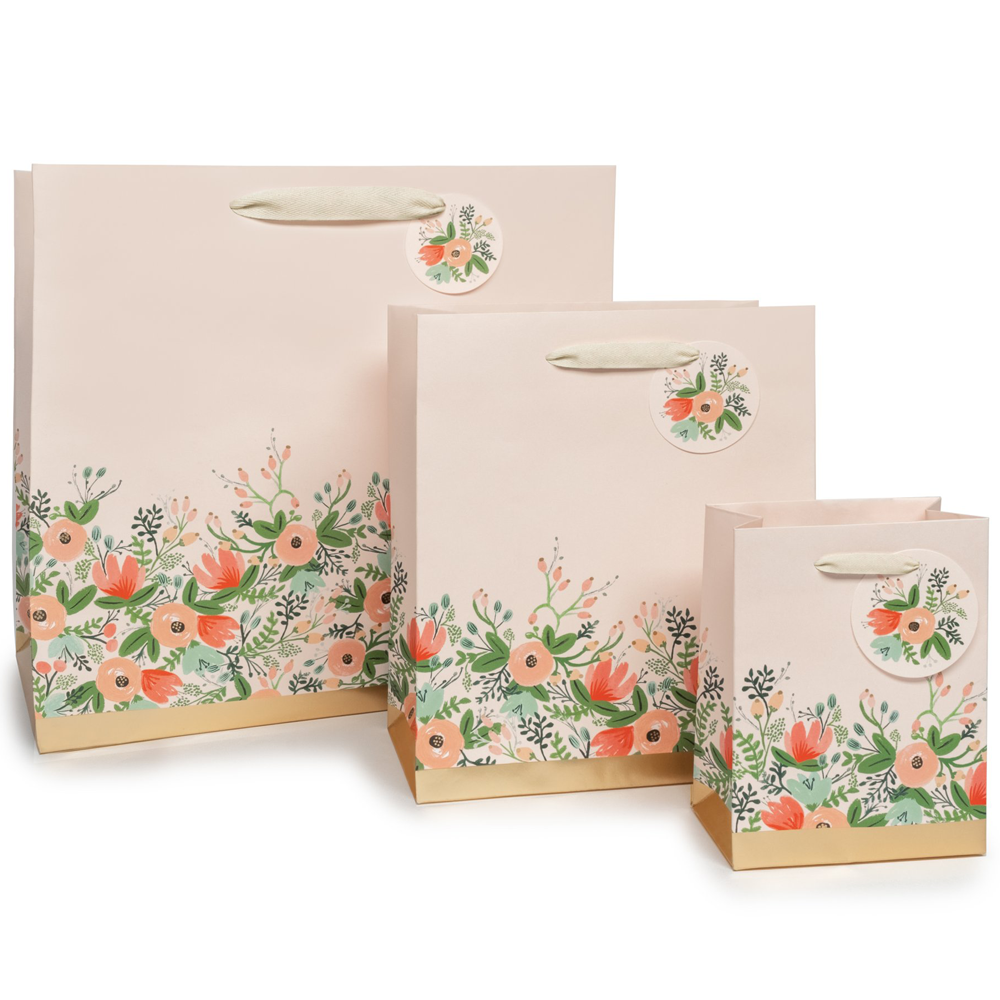 Rifle Paper Co. Wild Flower Gift Bags