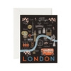 Rifle Paper Co. London Map Card