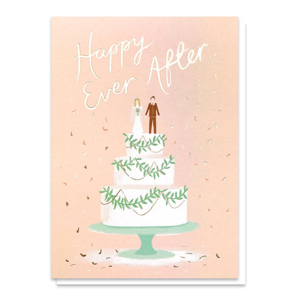 Stormy Knight Happy Ever After Card
