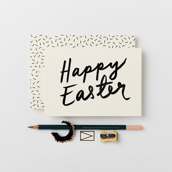 Katie Leamon Happy Easter Card