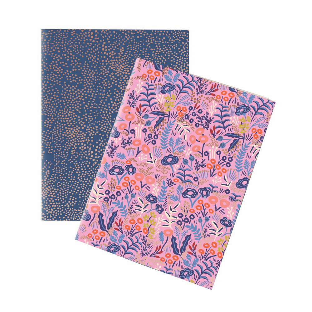 Rifle Paper Co. Tapestry Pocket Notebooks