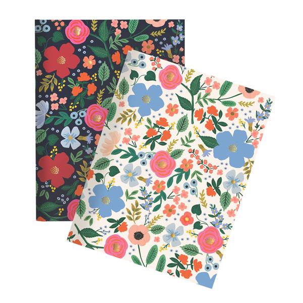 Rifle Paper Co. Wild Rose Pocket Notebooks