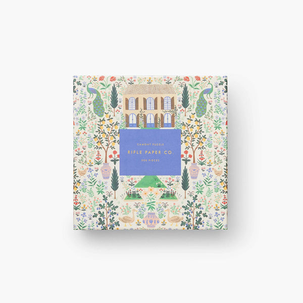 Rifle Paper Co. Jigsaw Puzzle Camont
