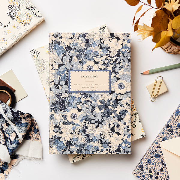 Katie Leamon Heirloom Bloom Notebook