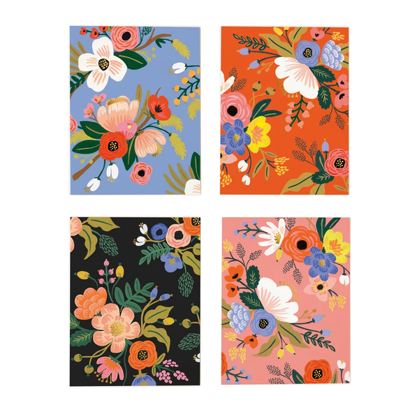 Rifle Paper Co. Lively Floral Assorted CARD SET