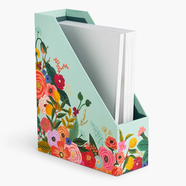 Rifle Paper Co. Magazine Holder - Garden Party