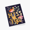 Rifle Paper Co. I Miss You Greeting Card