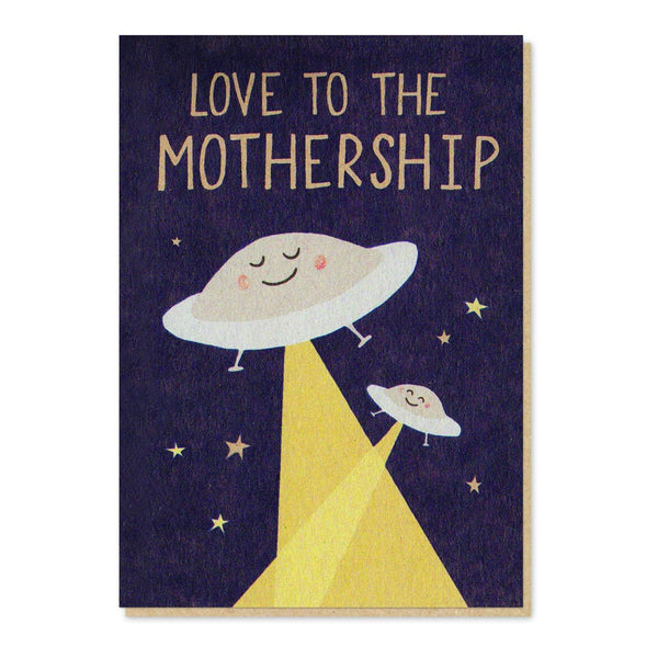 Stormy Knight Mothership Card