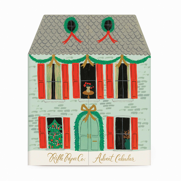 Rifle Paper Co. Night Before Christmas Advent Calendar