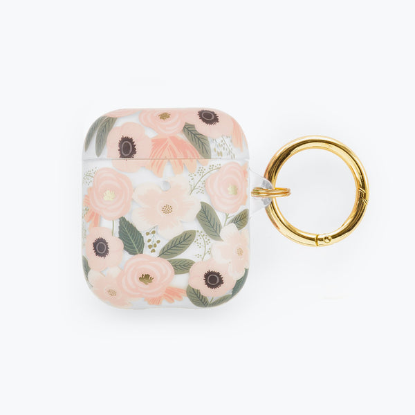 Rifle Paper Co. AirPods Case - Clear Wildflowers