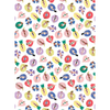 Carolyn Suzuki Pool Floaties Gift Wrap