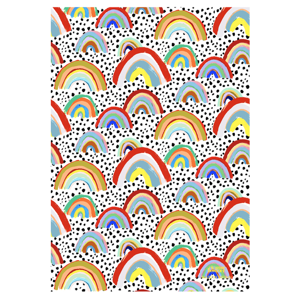 Eleanor Bowmer Rainbow Gift Wrap