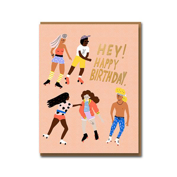 Carolyn Suzuki Rollin Birthday Card