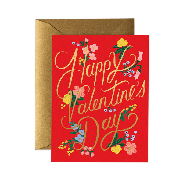 Rifle Paper Co. Rouge Valentine's Day Card