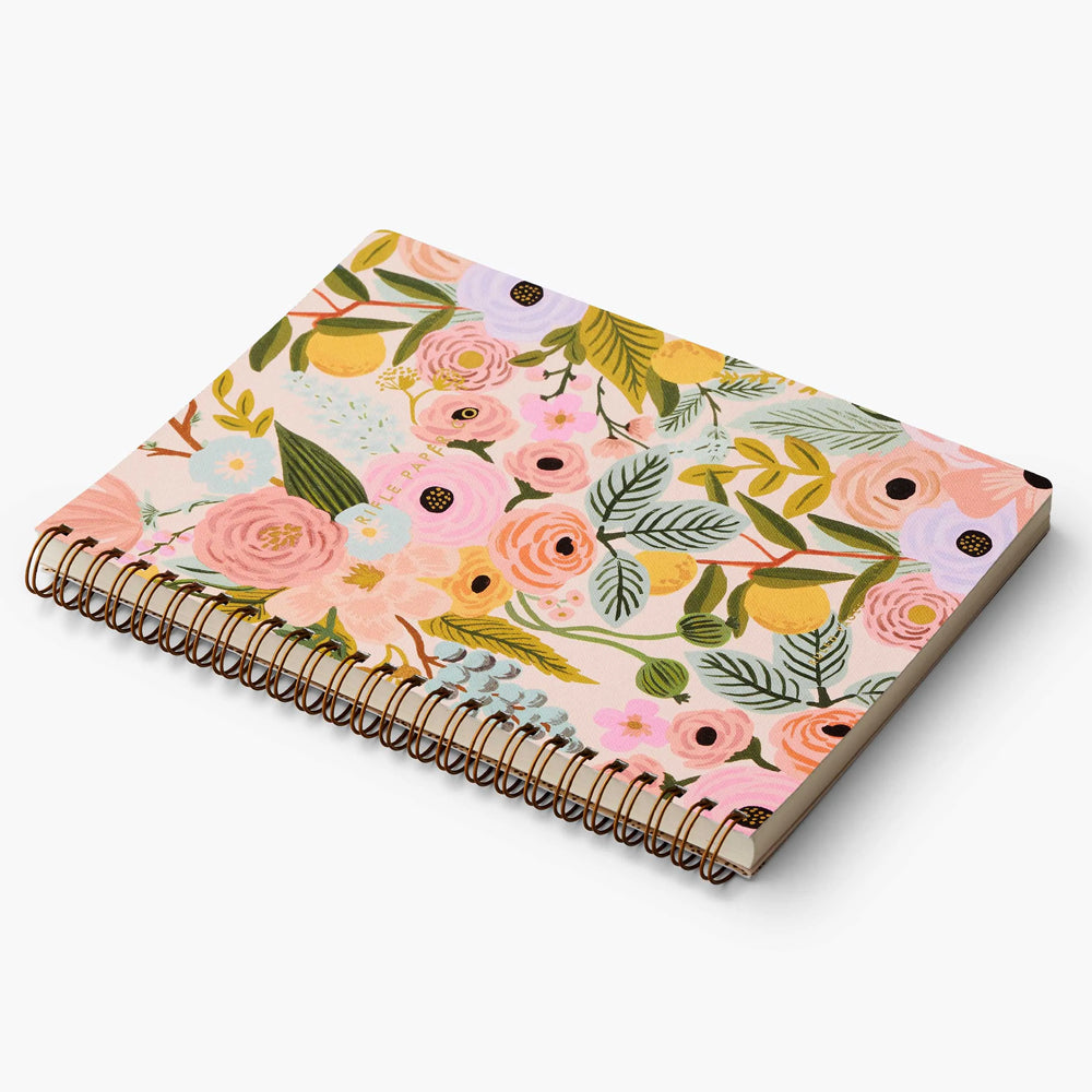 Rifle Paper Co. Spiral Notebook - Garden Party