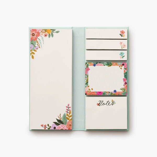 Rifle Paper Co. Sticky Note Folio - Garden Party
