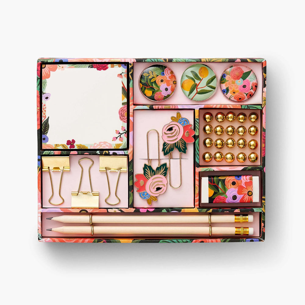 Rifle Paper Co. Tackle Box - Garden Party