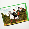 Andrea Kett Tally Ho Birthday Card