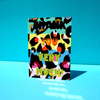 Eleanor Bowmer Thank You Very Much Leopard Card