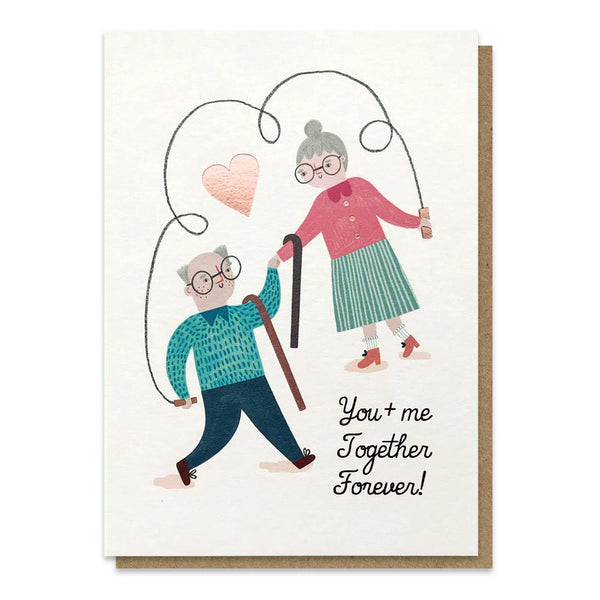 Stormy Knight Together Forever Card