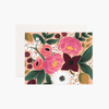 Rifle Paper Co. Vintage Blossoms Peach Card