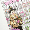 Andrea Kett Witch N Mix Halloween Card