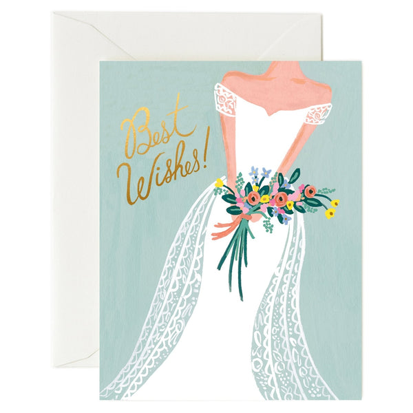 Rifle Paper Co. Beautiful Bride Card