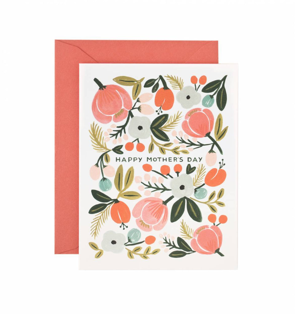 Rifle Paper Co. Blooming Mother's Day Card