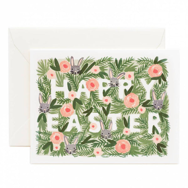 Rifle Paper Co. Easter Palms Card