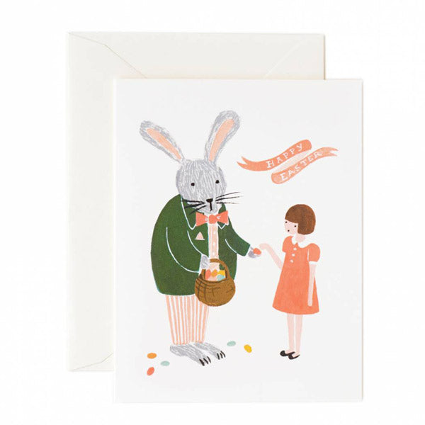 Rifle Paper Co. Easter Bunny Card